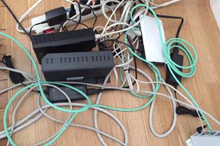 どんな家電でもスッキリ移動します!のイメージ